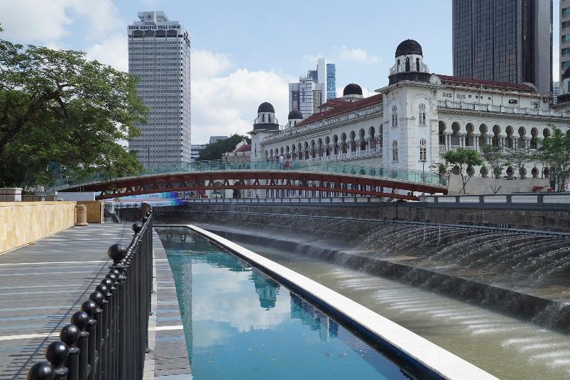 River of Life, Kuala Lumpur, Malaysia