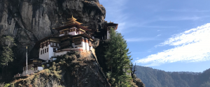 Hero image - Tigers Nest Monastery - Bhutan