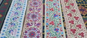 Hero image - Uzbekistan textiles