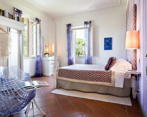 Villa Fontelunga room