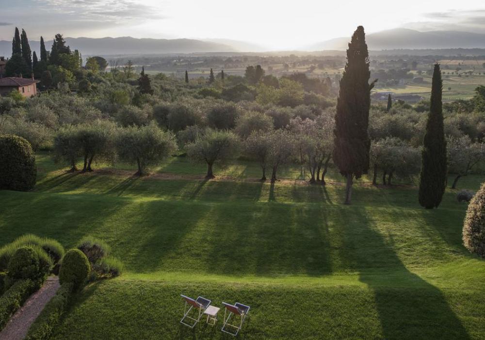 Villa Fontelunga, Italy