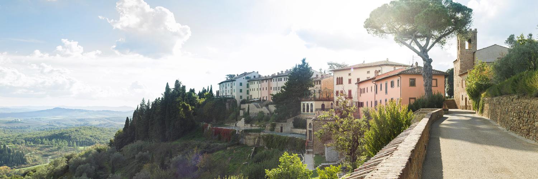 Castelfalfi Italy