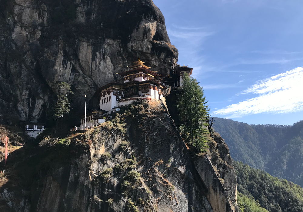 Tigers Nest Monastery for mobile