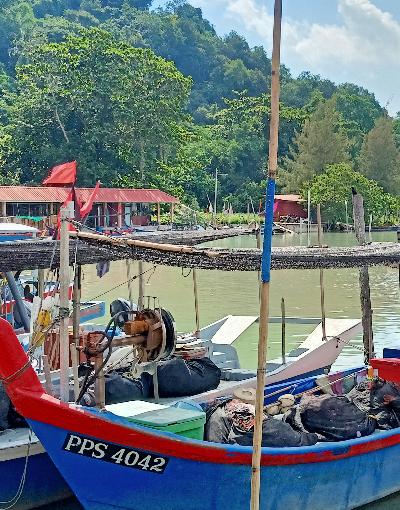 Malaysia – Penang's Hidden Gem