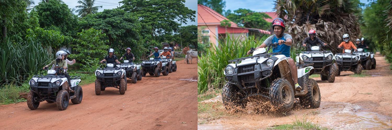 Cambodia quad bikes hero image