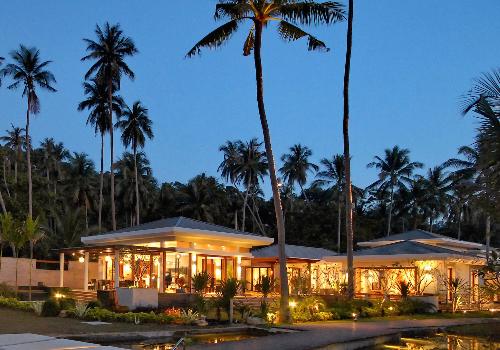 Lotus Beach Villa Koh Samui Thailand