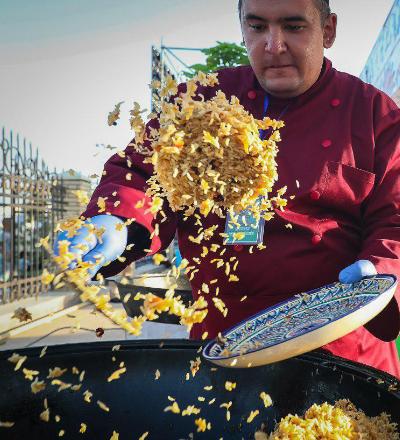Uzbekistan – Pilaf, the King of Cuisine