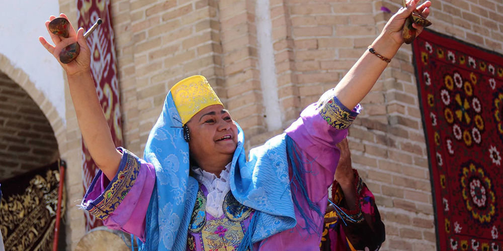 Silk & Spices Festival Uzbekistan