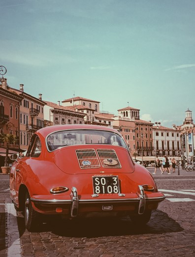 Italy – Vintage Car Experience