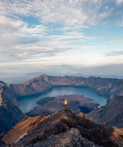 Lombok – A Sacred Volcano
