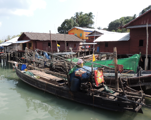 Myanmar Tanintharyi River