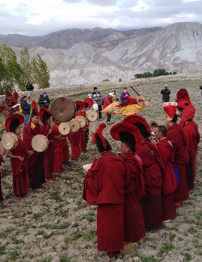 Nepal – Tiji Festival