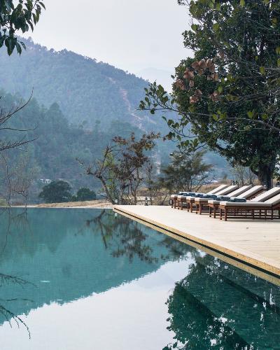 Bhutan – Punakha Lodge, Amankora