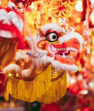 Hong Kong – Chinese New Year