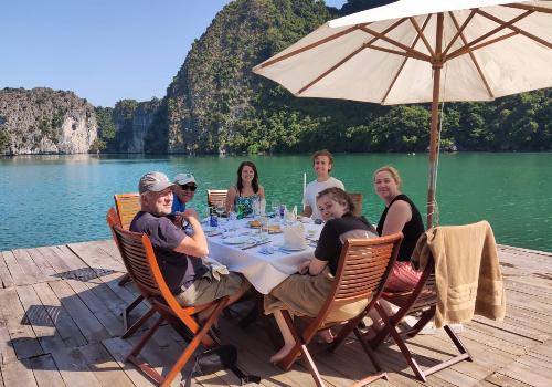 Halong Bay Bhaya Cruises Vietnam