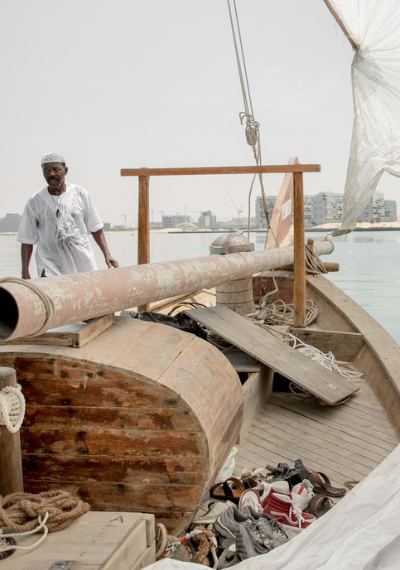 UAE – Story of a Pearl Diver