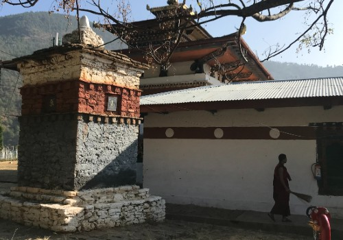 Chimi Lhakhang Temple Bhutan