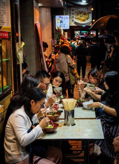 Hong Kong's Iconic Street Food
