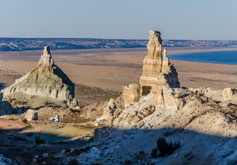 The Aral Sea Uzbekistan