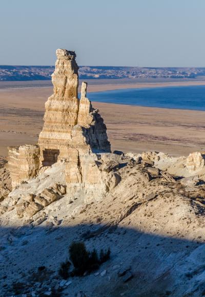 Uzbekistan – The Vanishing Sea