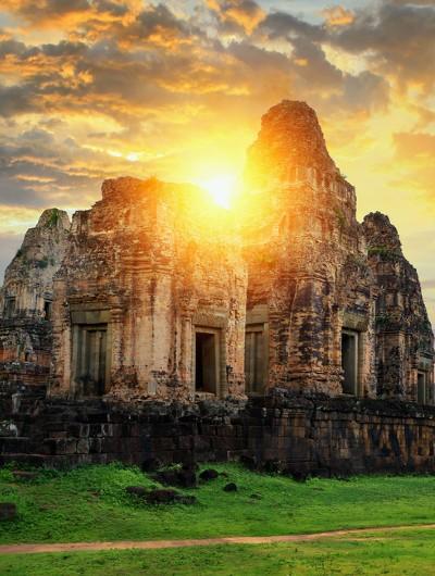 Cambodia – Happy New Year!