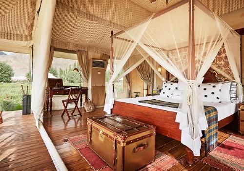 Chamba Camp Thiksey India
