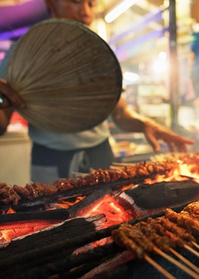 Singapore – UNESCO-listed Street Food
