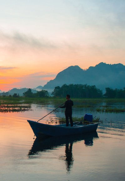 Malaysia – Timah Tasoh Lake