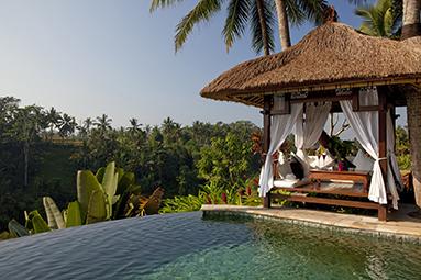 Viceroy Bali villa with pool