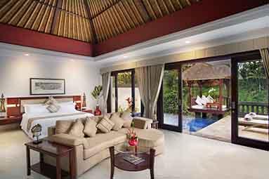 Viceroy Bali interior