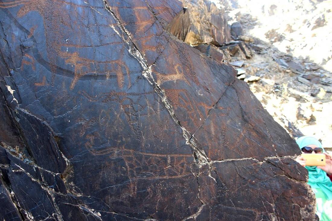 Uzbekistan Rock Art