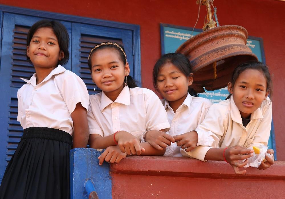 Cambodia schools