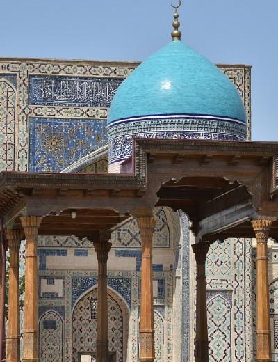 Uzbekistan – Seven Saints