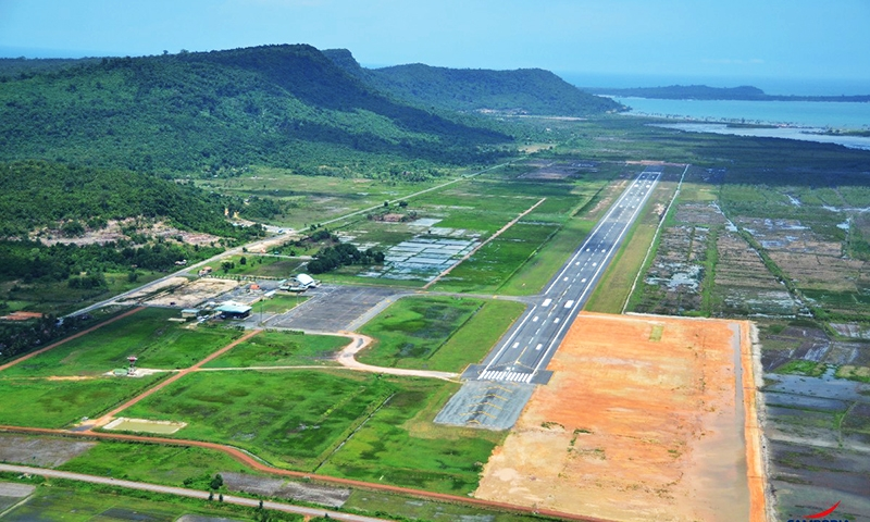 Koh Kong Airport
