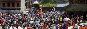 Hero image - cow festival Nepal