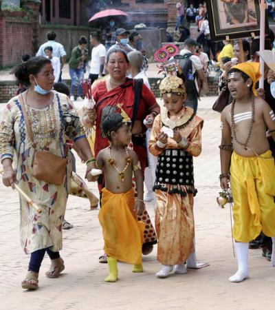Cow festival nepal 2