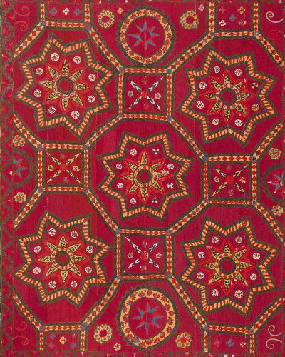 'Suzani' challenge in Uzbekistan