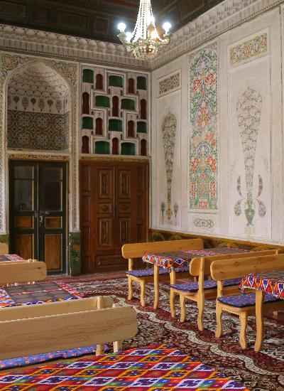 Uzbekistan's Unique Boutique Hotel