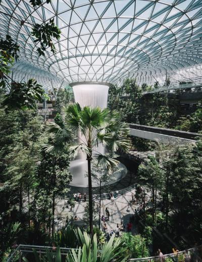 Singapore – a Gem of an Airport