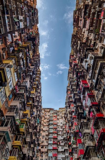 Hong Kong's Instagram-worthy Housing Estates
