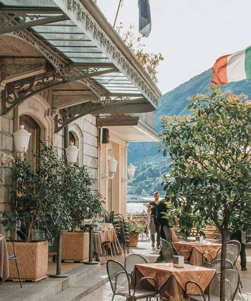 Italy slow food