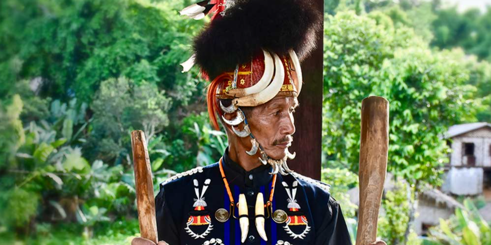 Myanmar cruise Nagaland