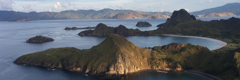 Padar Island Indonesia