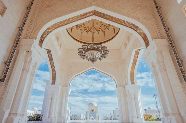 Qasr Al Watan Abu Dhabi UAE