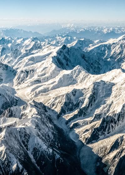 Nepal – The Goddess of the Sky