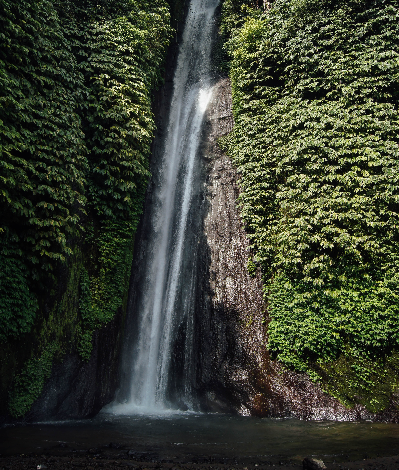 Bali – The Hidden Waterfall