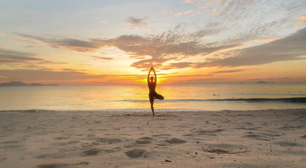 Fusion Resort Cam Ranh Vietnam Yoga