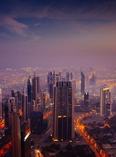 Dubai – At a (Social) Distance