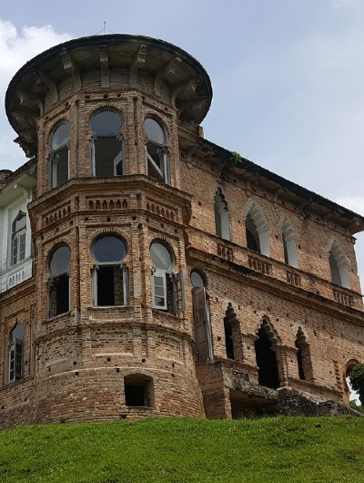 Malaysia's Haunted Mansion
