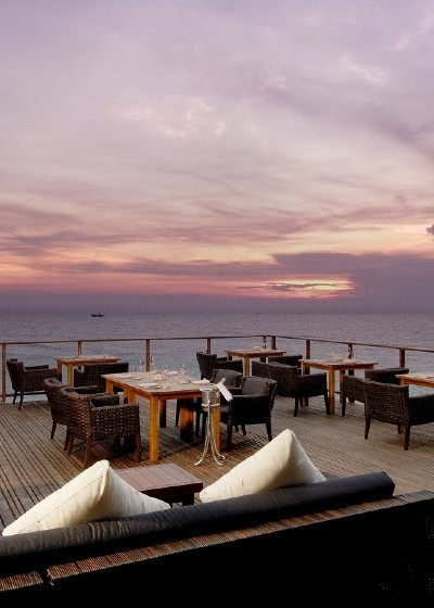 Phuket – Sky-high Dining